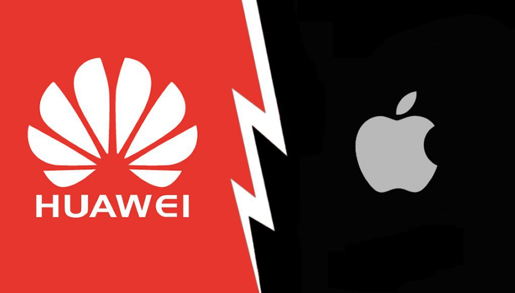 Apple pierde más que Huawei tras guerra comercial