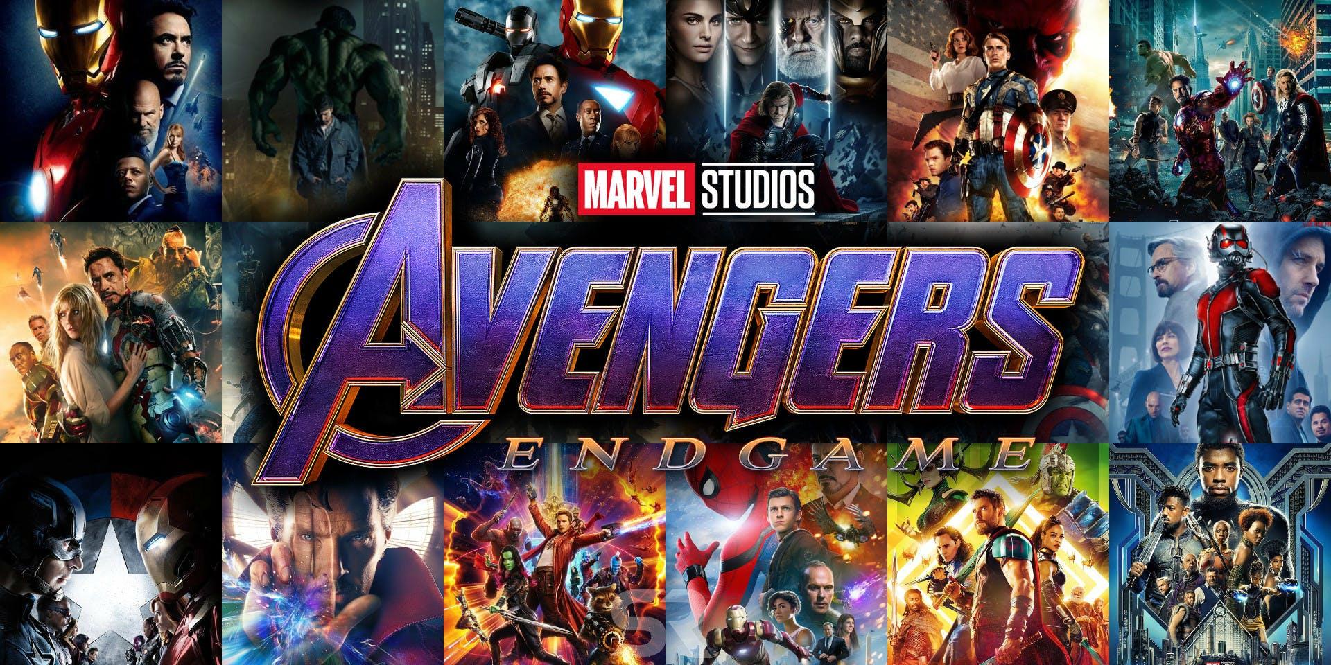 Avengers: Endgame rompe récords de taquilla en el fin de semana de su estreno