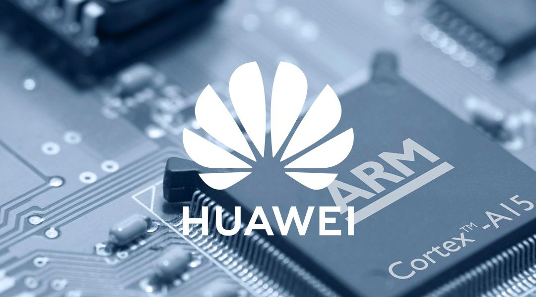 Huawei se queda sin chips; ARM lo abandona