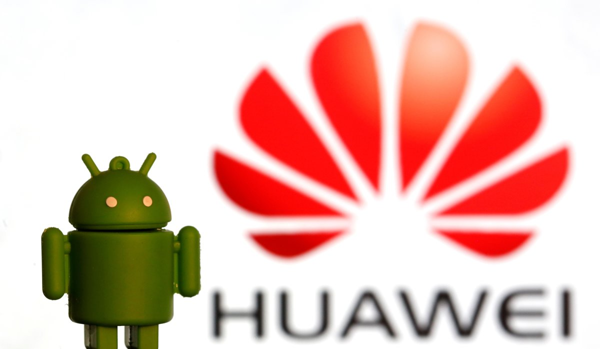 Huawei ya prueba su sistema operativo para reemplazar a Android