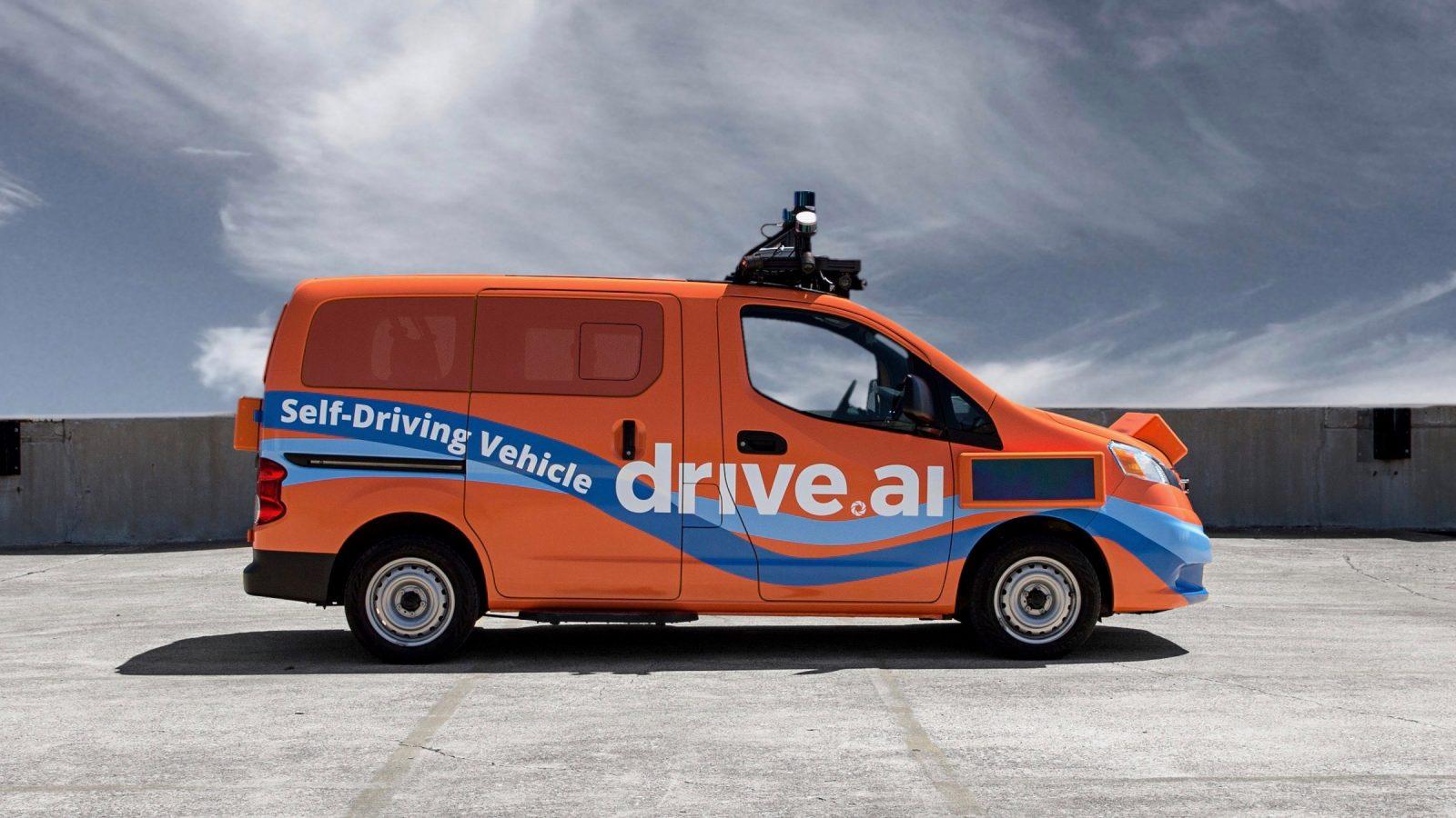 Apple compra startup de conducción autónoma llamada Drive.ai