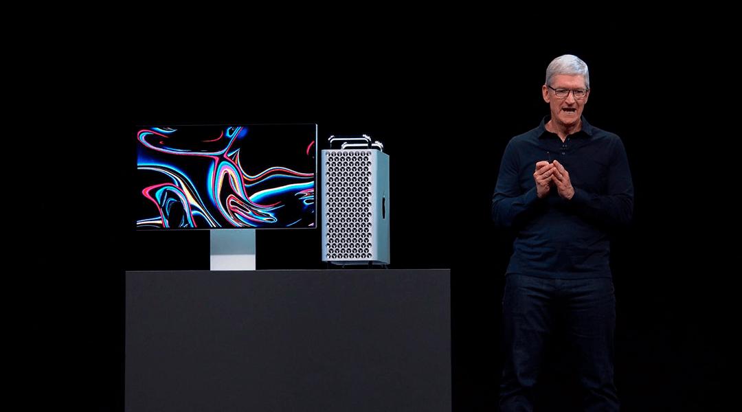 Así es la nueva Mac Pro de Apple de más de 200 mil pesos