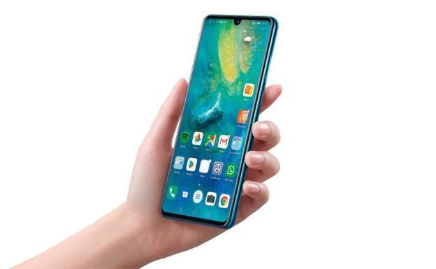 Huawei registra su sistema operativo en México