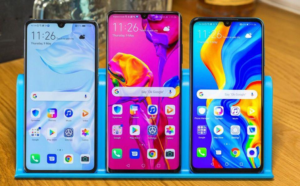 Xiaomi y Oppo también prueban el sistema operativo de Huawei en sus smartphones
