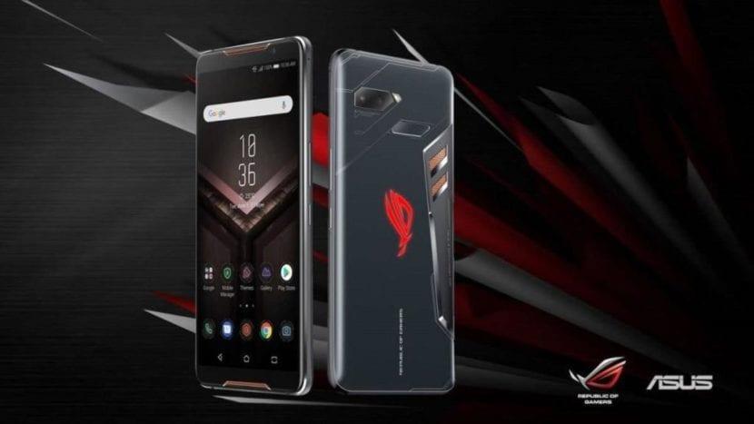 ASUS ROG Phone II, lo que debes saber del nuevo móvil para gamers