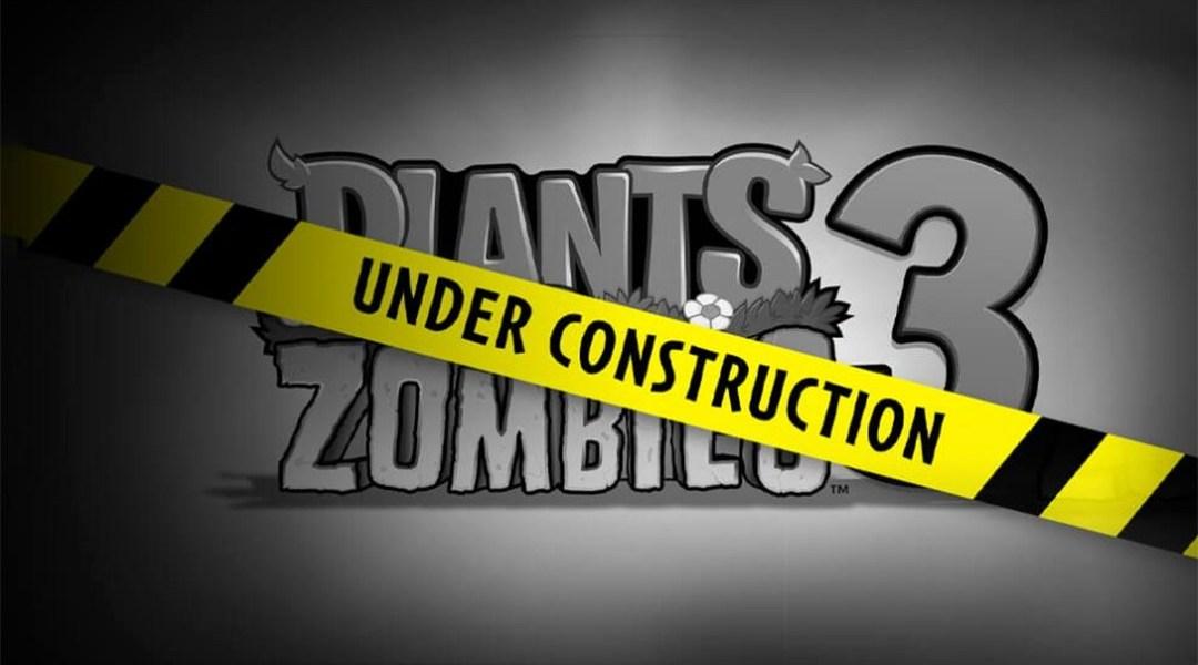 Anuncian oficialmente Plants vs Zombies 3; ya está disponible la versión alfa
