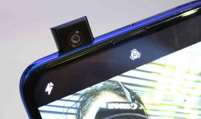Así es el Huawei Y9 Prime, el primer celular con cámara retráctil