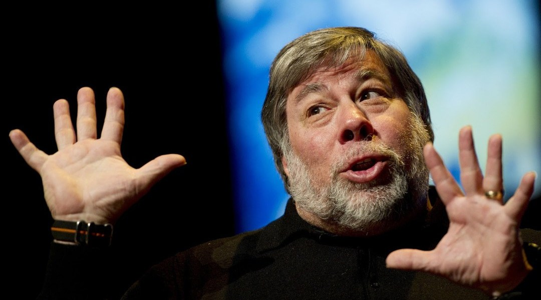Cofundador de Apple Steve Wozniak anima a los usuarios a abandonar Facebook