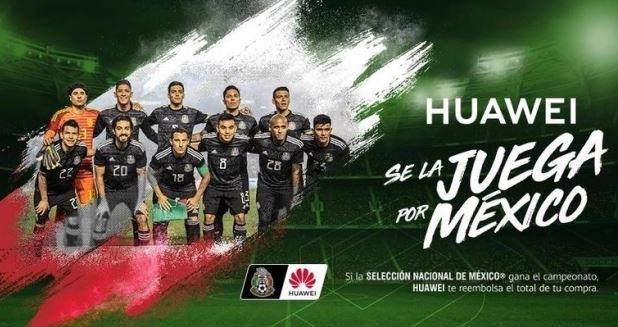 ¿Cómo pedir el reembolso de Huawei tras el título de México en Copa Oro?