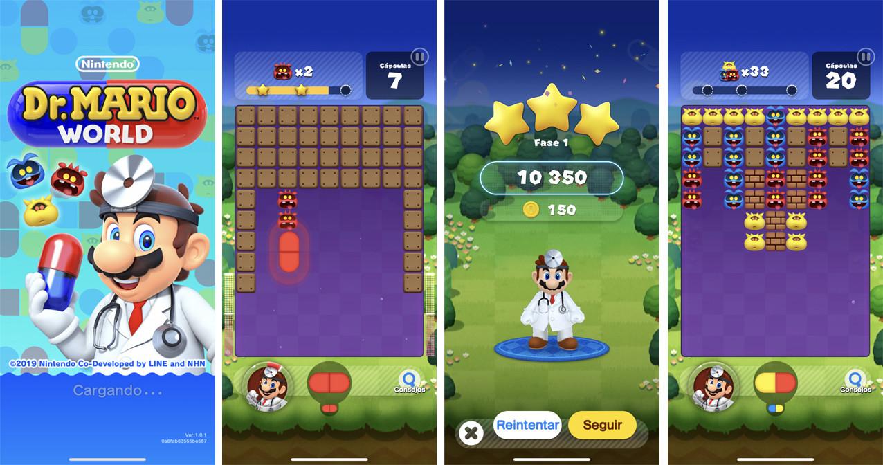 Dr. Mario World para iOs y Android 2