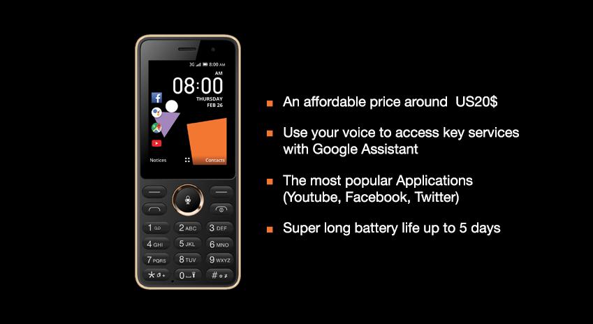 El celular de 20 dólares: La gran innovación para Africa y Medio Oriente