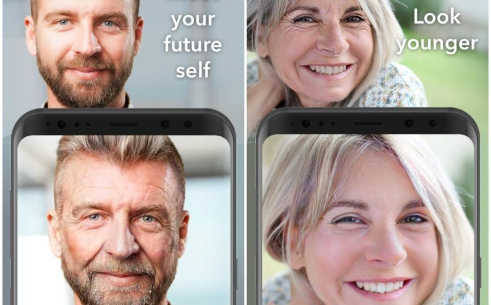 FaceApp, el inocente juego que entregó tu información personal a terceros