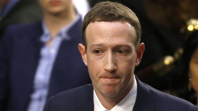 Facebook es multado con 5 mil millones por violación a la privacidad