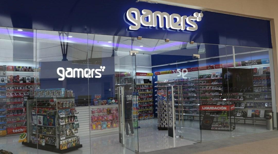 Las tiendas Gamers cierran sus puertas tras 10 años de existir