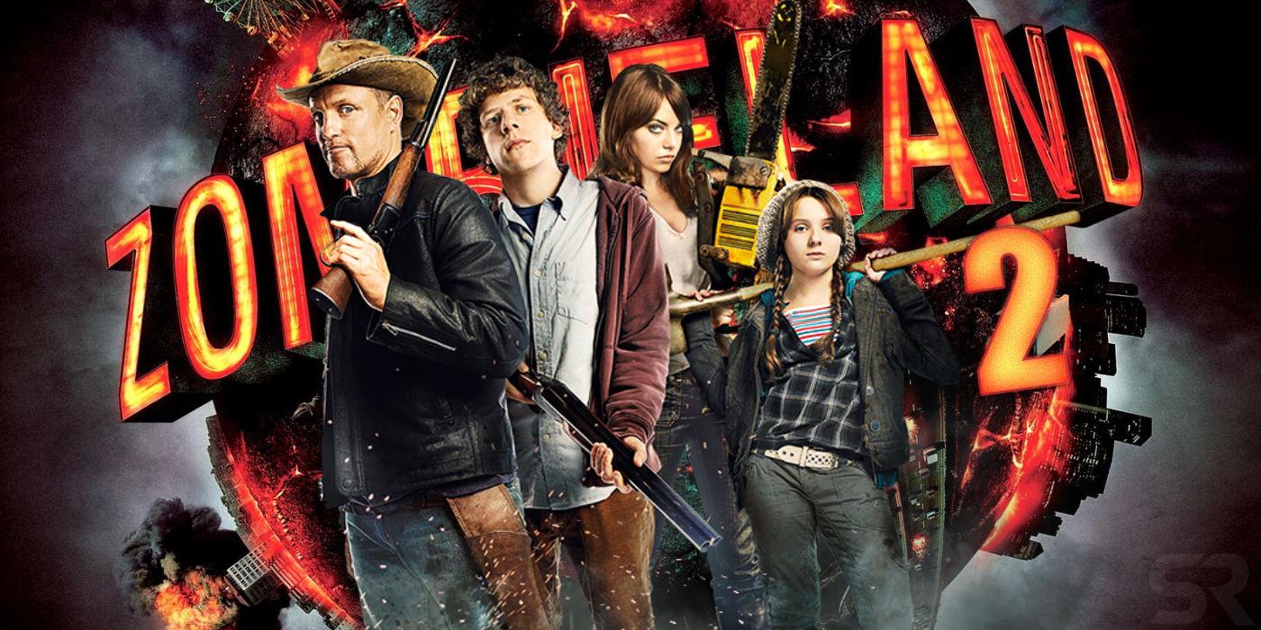 Primer tráiler y fecha de estreno de Zombieland 2
