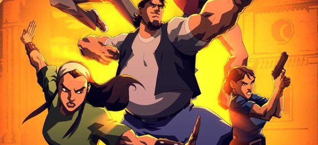 """""""Seis Manos"""", la nueva serie anime de Netflix ambientada en México"""