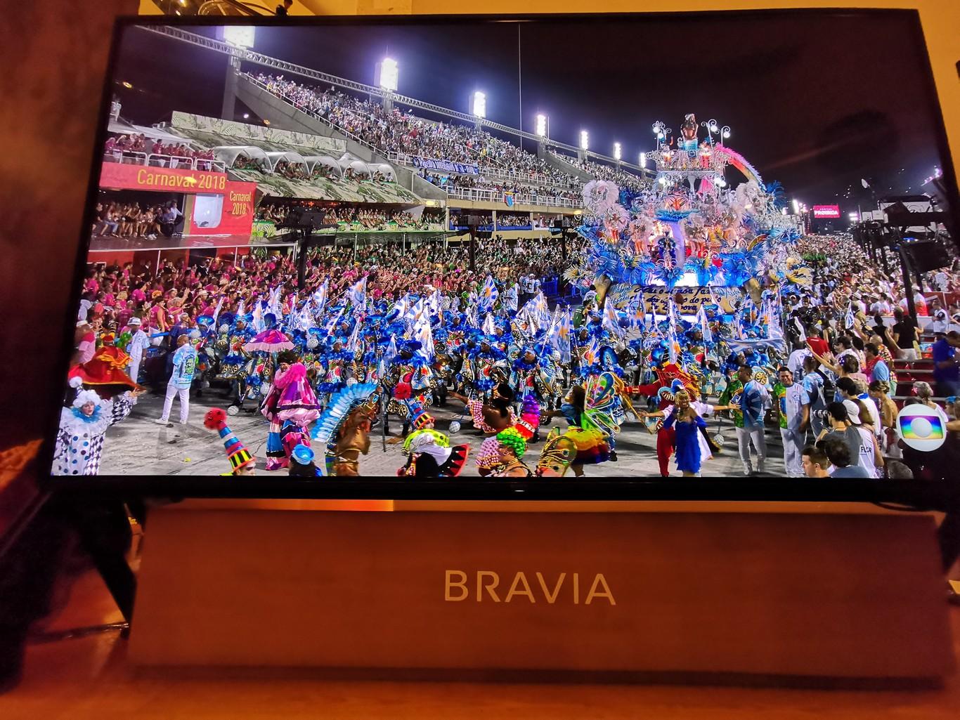 Sony Z9G, la televisión 8K que costará más de 1 millón de pesos