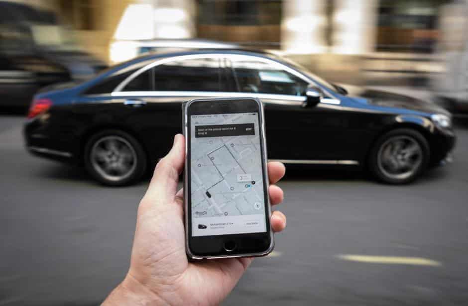 Uber cobra un viaje a 10 mil dólares por error