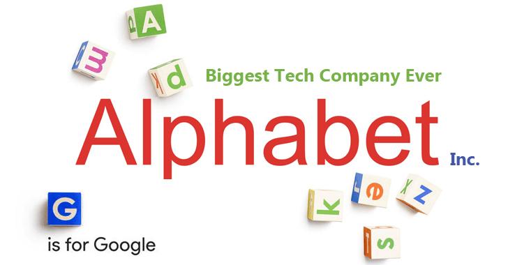 Alphabet se convierte en la empresa más millonaria del mundo