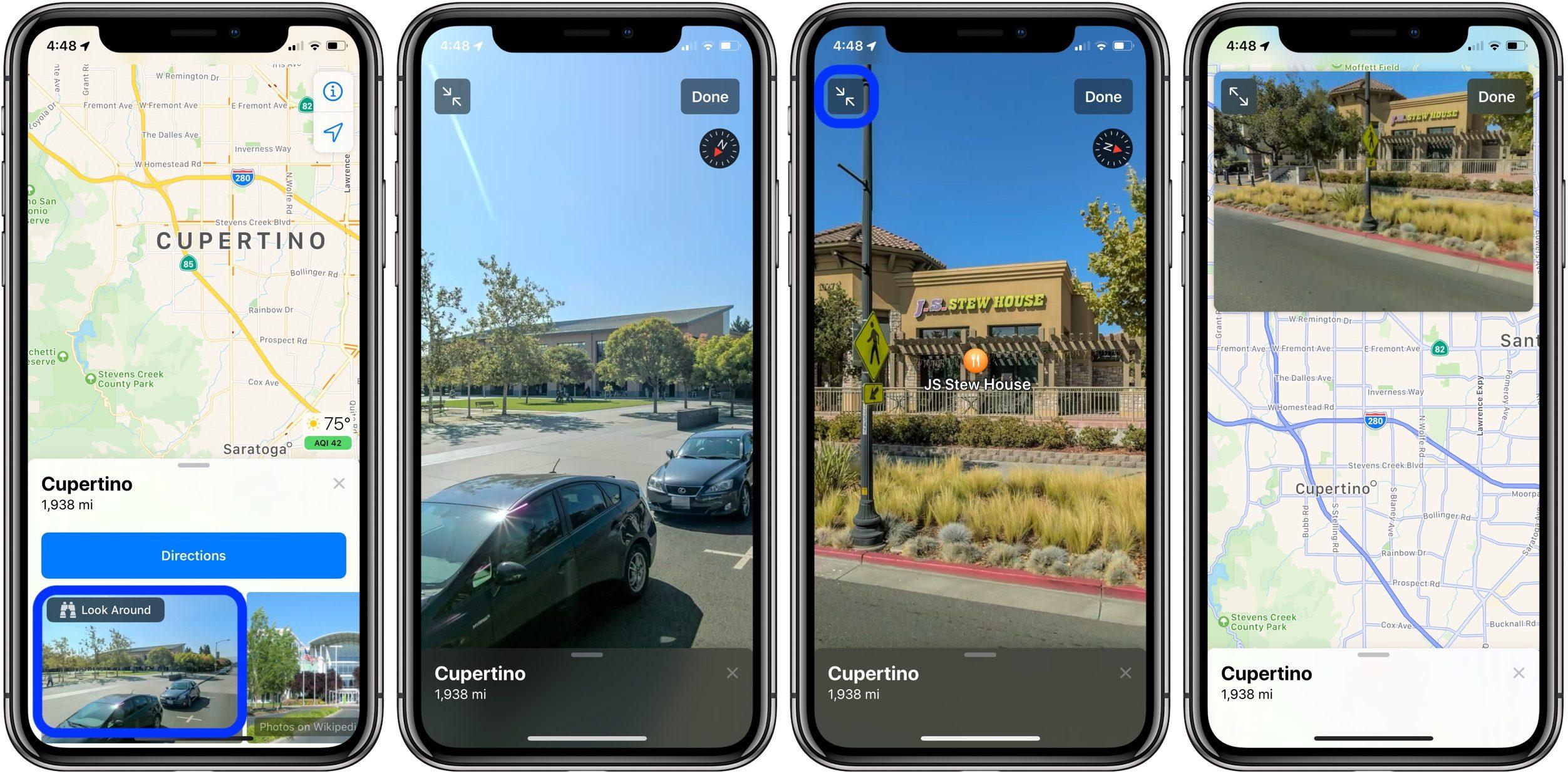 Apple circula 80 vehículos con cámara en ciudades de Alemania 2