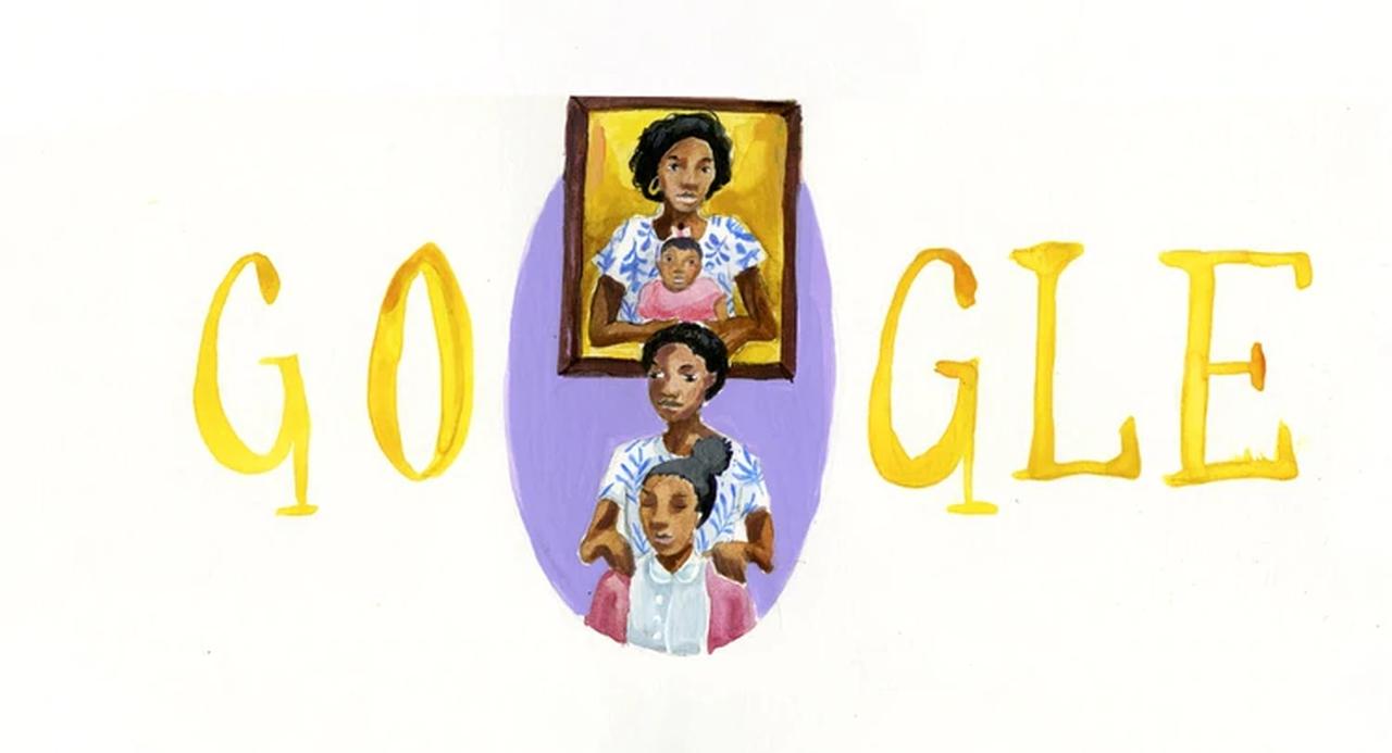 Colombiana gana concurso de Doodle for Google, se inspiró en su madre