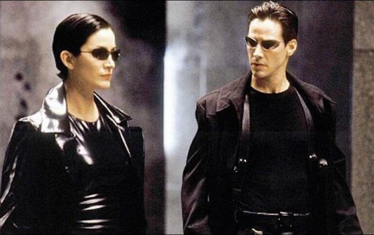 Confirman 'Matrix 4' con Keanu Reeves
