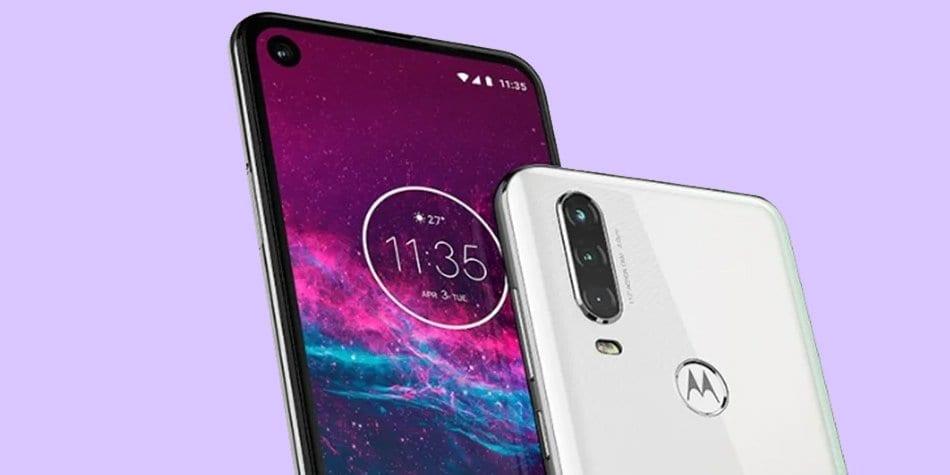 El nuevo Motorola One Action ya está disponible en México