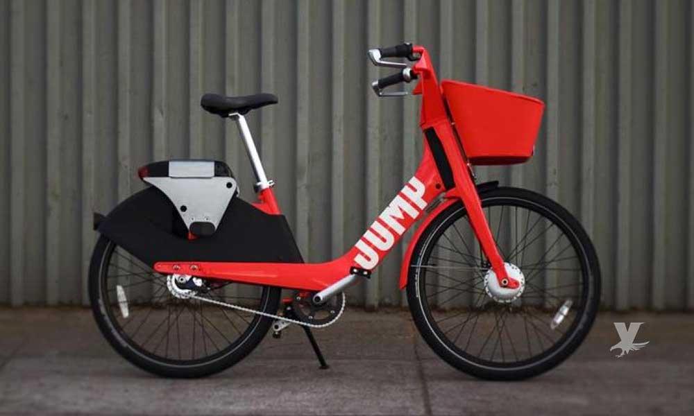 El servicio de bicicletas eléctricas de Uber ya está disponible en México