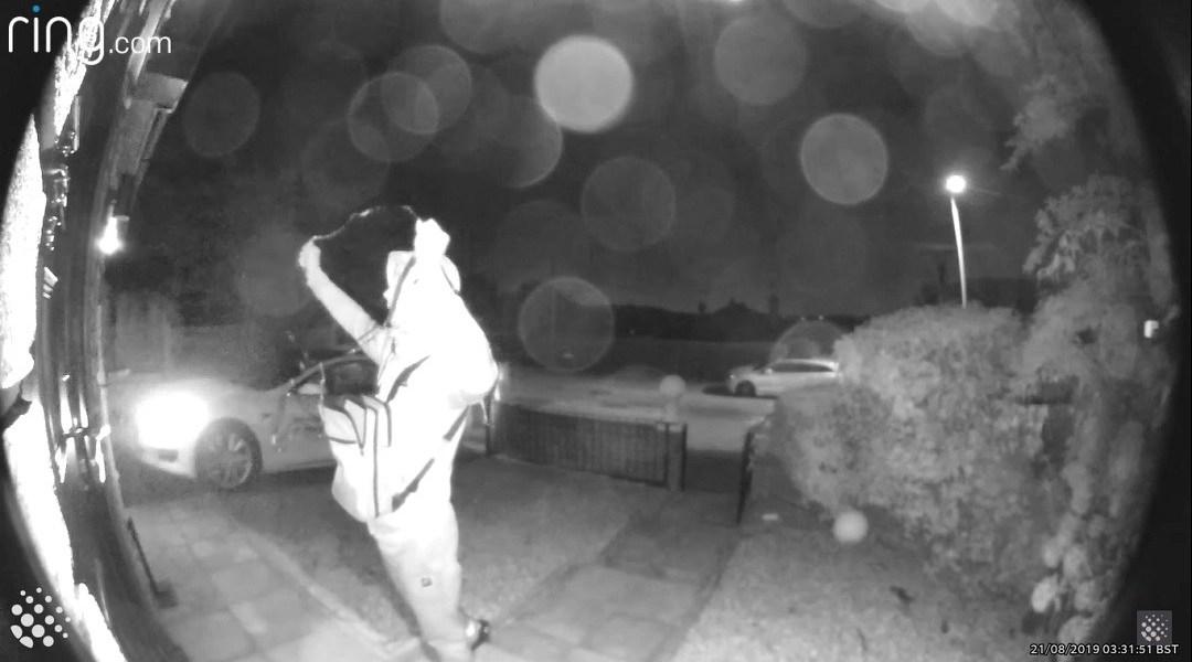 Graban a ladrones que logran robar un Tesla en solo 30 segundos