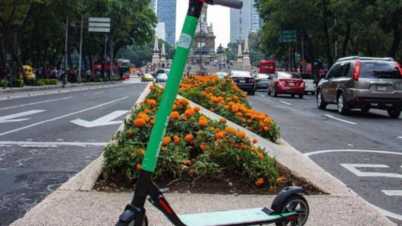Grin anuncia el regreso de sus scooters a la CDMX