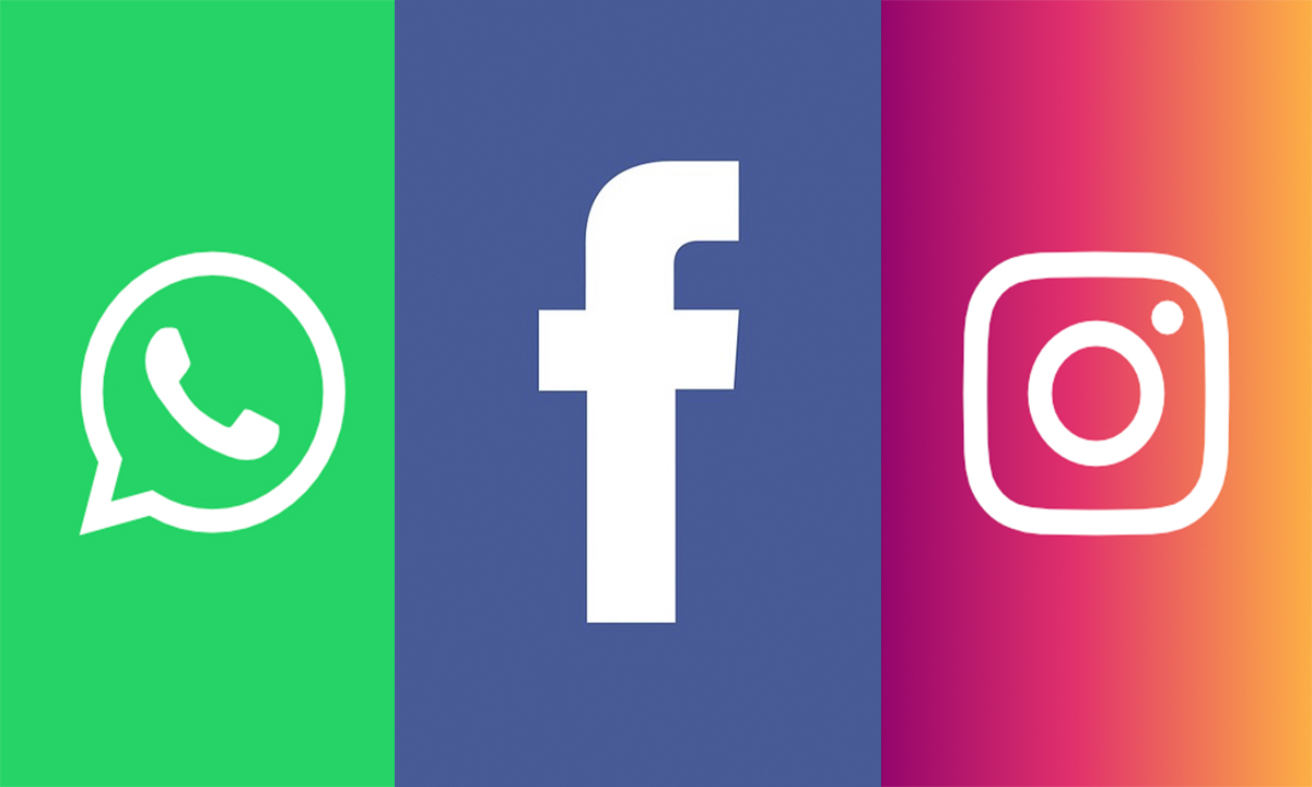 Nombre nuevo para Instagram y WhatsApp, ahora incluirán a Facebook
