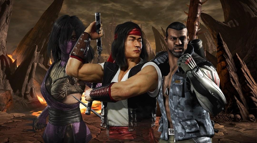La película de Mortal Kombat ya tiene a su Liu Kang, Mileena y Jax
