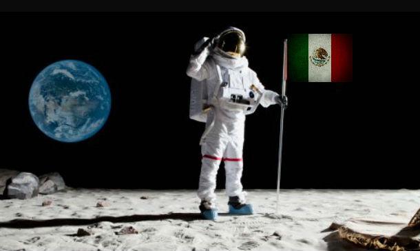 México llegará a la Luna en el 2021