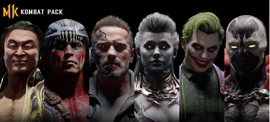 Mortal Kombat 11, aquí los nuevos personajes confirmados para el DLC