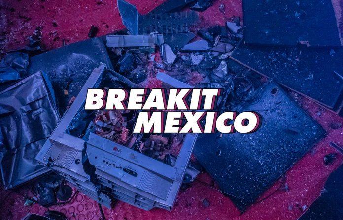 Olvídate del estrés en Break It, el primer cuarto de ira en la CDMX