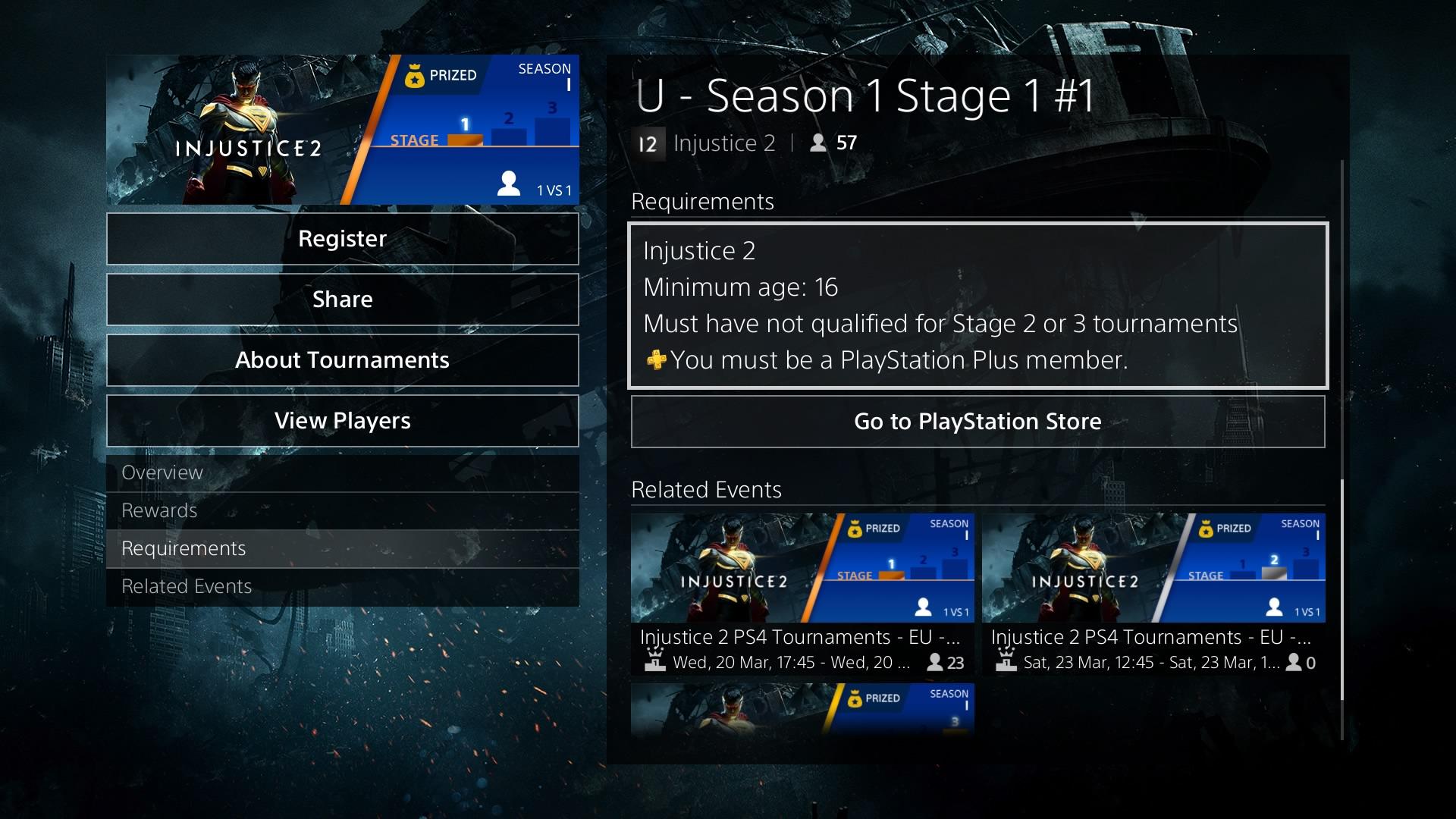 PS4 Tournaments, la nueva opción de PlayStation para ganar dinero