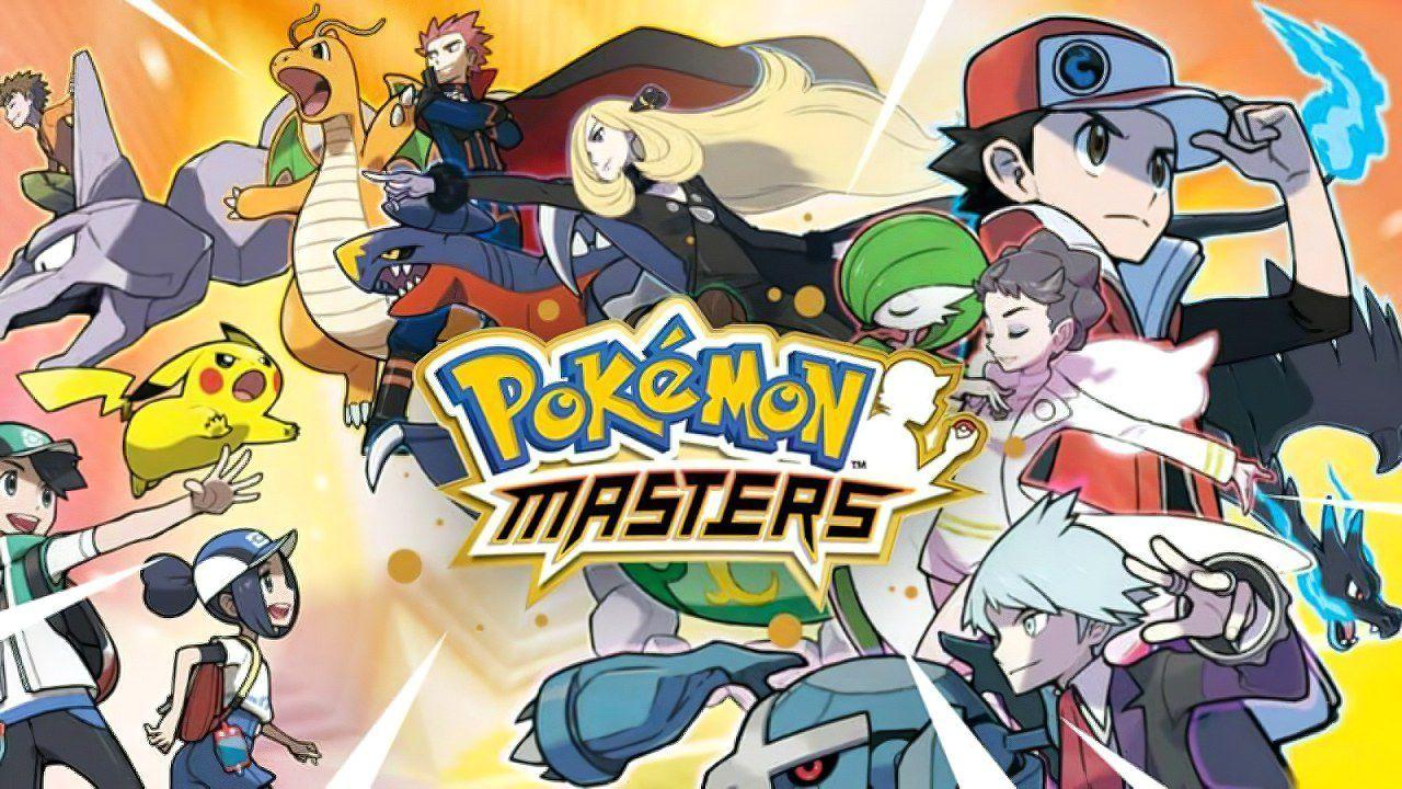 Pokémon Masters, ya puedes descargar el nuevo juego de Nintendo