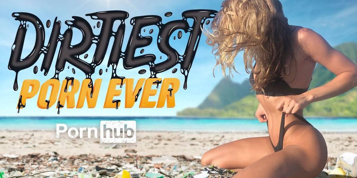 PornHub lanza campaña para salvar al planeta viendo su contenido