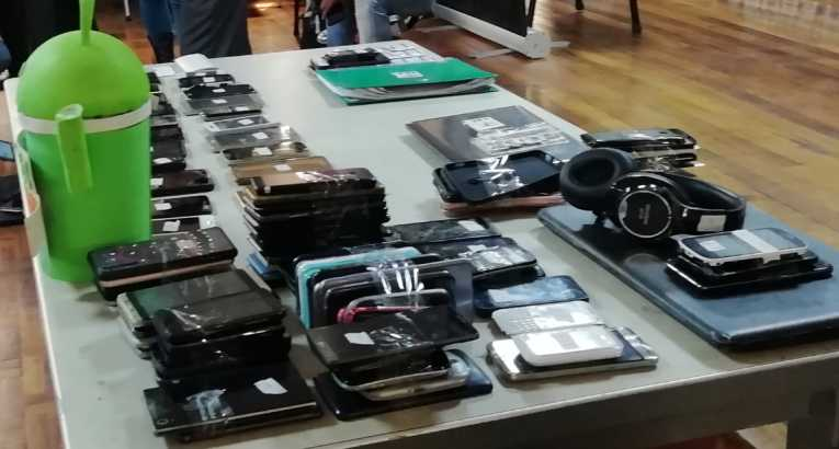 Robar celulares se castigará con 6 años de cárcel en CDMX