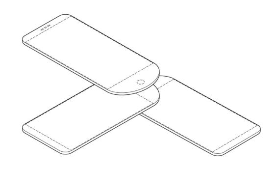 Samsung patenta dispositivo con 3 pantallas desplegables 2