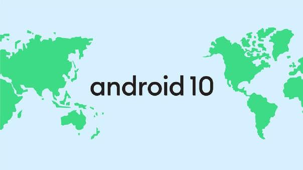 Se acabaron los postres: Android Q se llama oficialmente Android 10