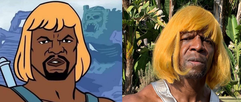 Terry Crews podría ser el mejor y único He-Man afroamericano