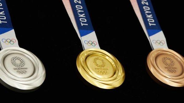 Tokio 2020 tendrá medallas hechas con basura electrónica