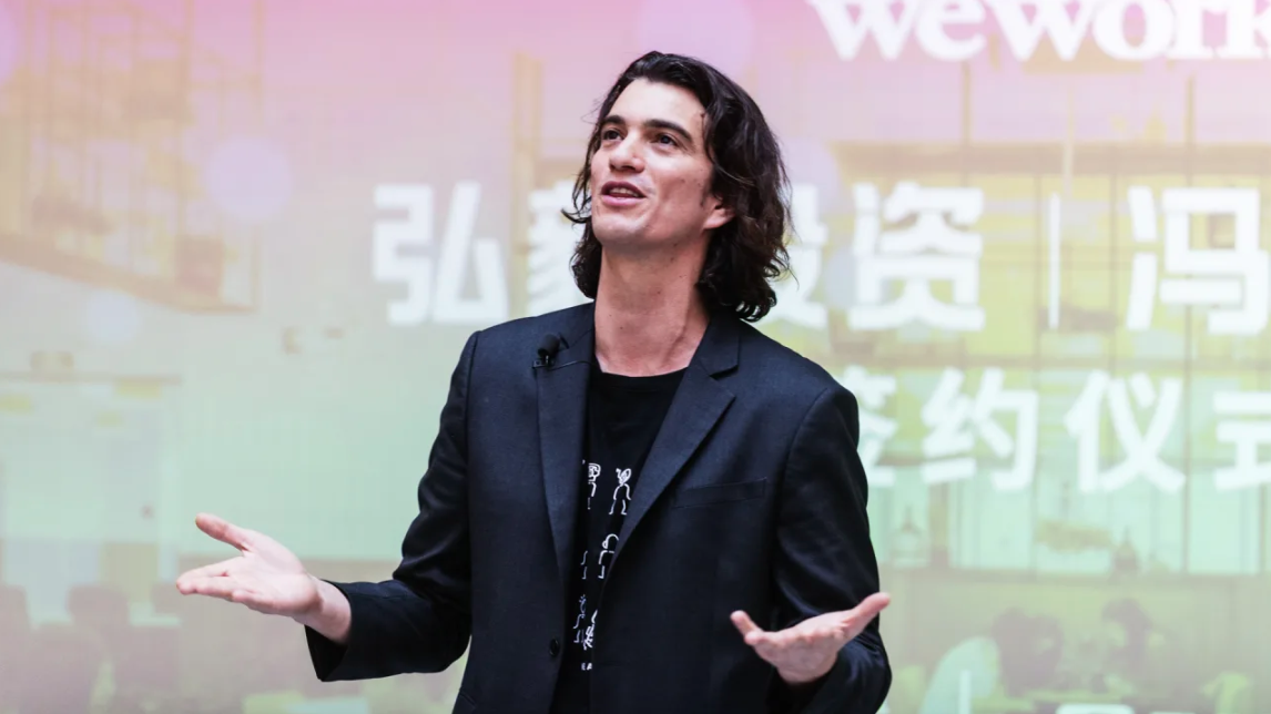 Adam Neumann, fundador y CEO de WeWork, renuncia a la compañía