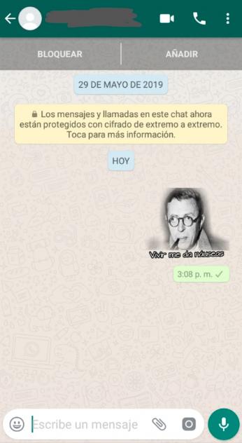 Aprende a crear stickers con texto para WhatsApp 3