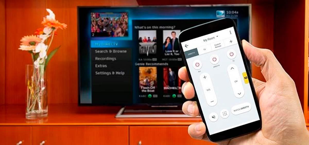 Así puedes convertir tu smartphone en un control remoto para tu TV