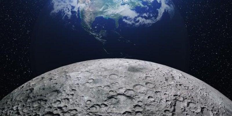 Astrónomos proponen hacer un elevador para llegar a la Luna