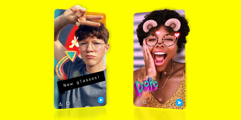 Descubre los nuevos efectos 3D de Snapchat