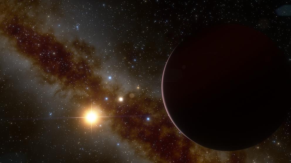 Descubren un planeta que desafía la teoría de formación planetaria