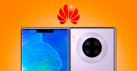 Filtran las características del Huawei Mate 30 Pro